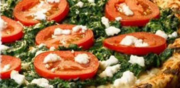 Applebee's Spinach Pizza Appetizer Recipe