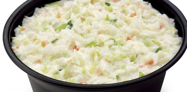 Chick-Fil-A Coleslaw Recipe