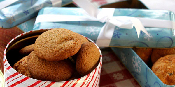 Mrs Fields Gingersnaps Recipe