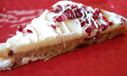 Starbucks Cranberry Bliss Bars Recipe