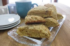 Starbucks Gingersnap Scones Recipe