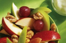 McDonald's Fruit and Walnut Salad