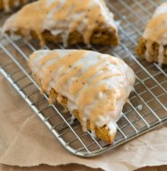 Starbucks Pumpkin Scones