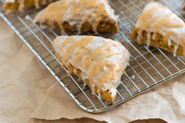 Starbucks Pumpkin Scones - Make your favorite Restaurant & Starbucks ...